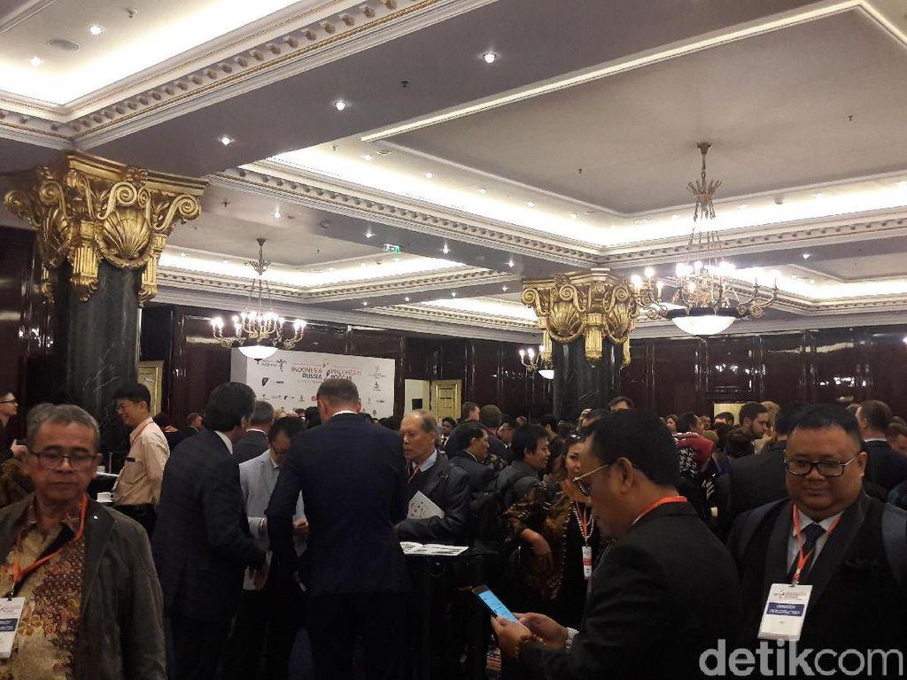 KBRI Moskow Bikin Forum Bisnis RI-Rusia, Ganjar Pranowo Jadi Panelis