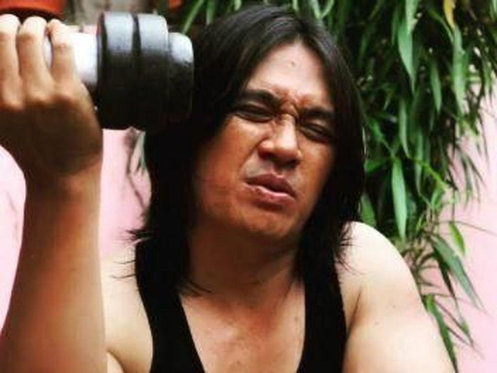 Wendy Cagur Sesalkan Tak Sempat Motoran Bareng Agung Hercules