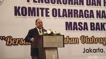 Diwarisi Tunggakan Gaji Pegawai, Ketua KONI Pusat Baru Belum Temukan Solusi