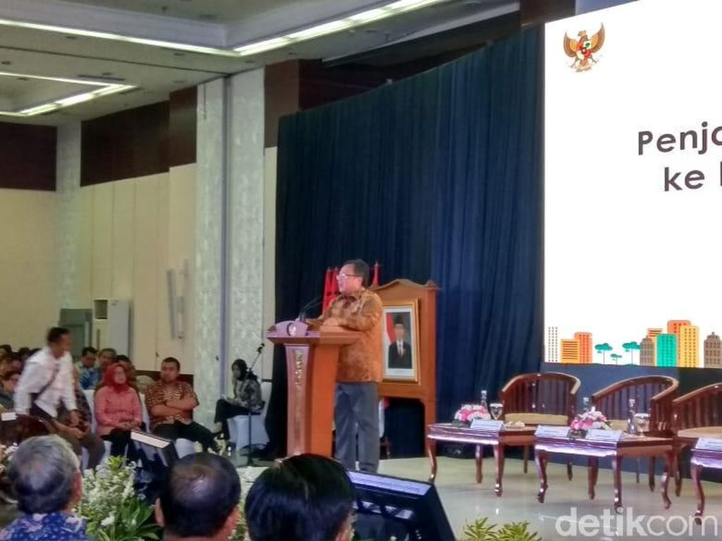 Kepala Bappenas dan Menteri PUPR Duduk Bareng Bahas Pindah Ibu Kota