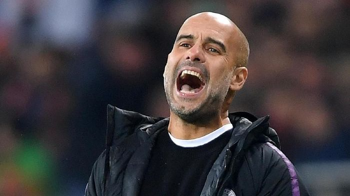 Josep Guardiola kesulitan menjuarai Liga Champions lagi. (Foto: Mike Hewitt / Getty Images)