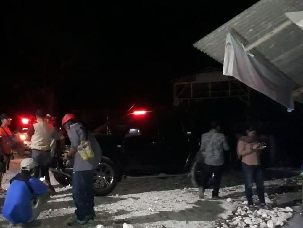 Tak Terdengar Sirene Tsunami di Pangandaran, Warga ke Bukit