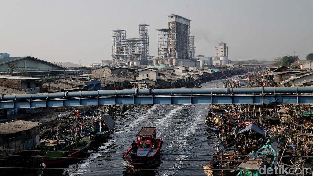 Pemprov DKI Perketat Emisi Pabrik Terkait Polusi Udara Jakarta