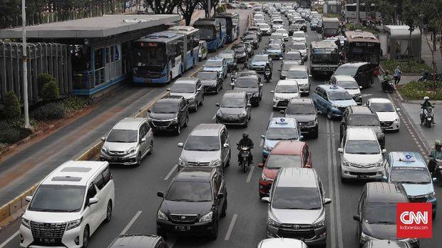 Jurus Anies Perluas Ganjil Genap Tak Ampuh Kurangi Polusi