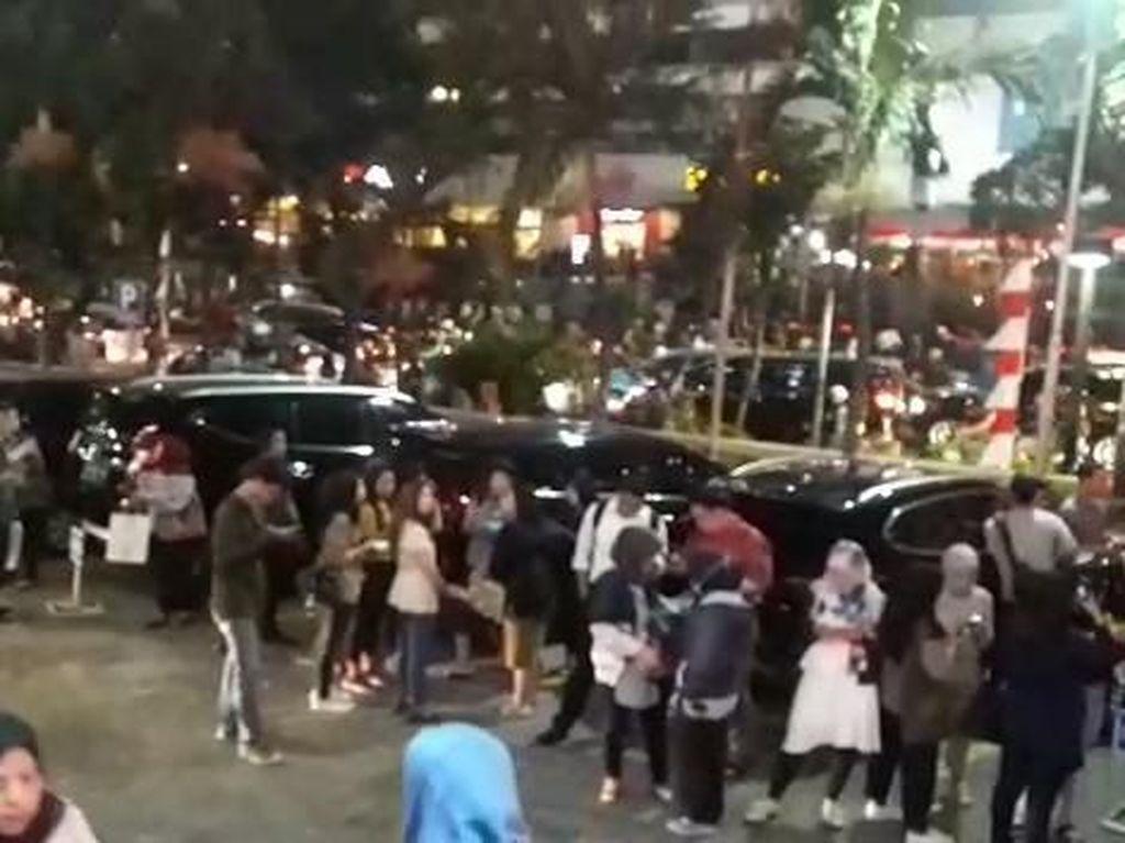 Cerita Saksi Mata Saat Gempa Terjang Gedung di Jakarta