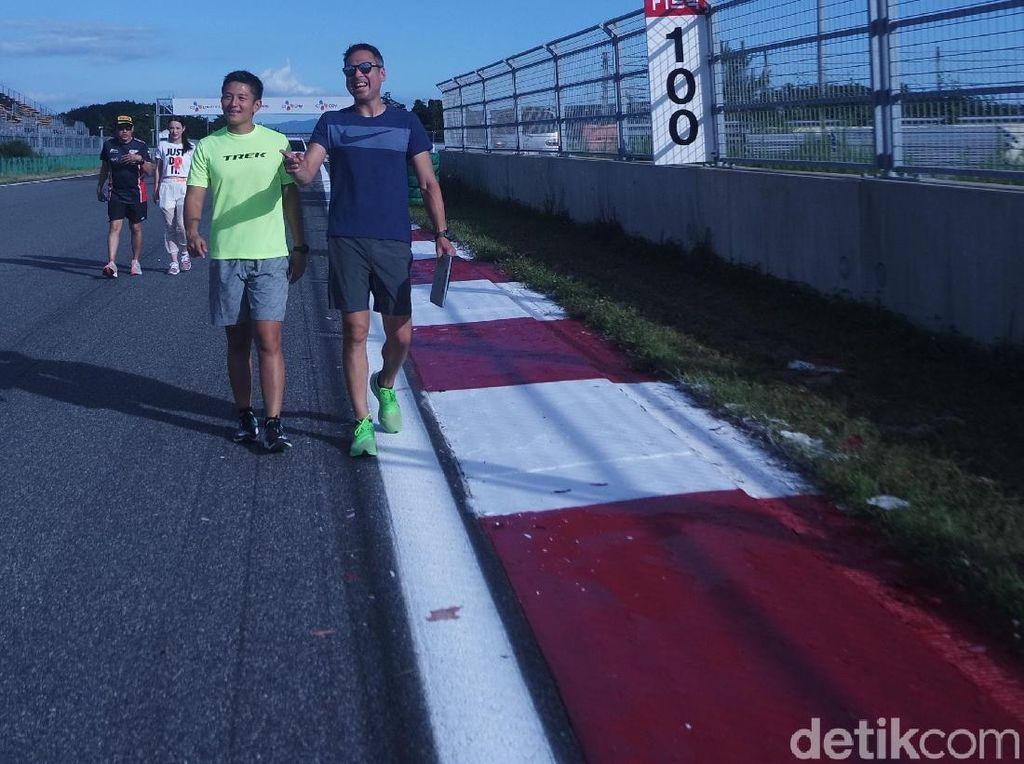 Usai Track Walk, Rio Haryanto: Sirkuit di Korsel Andalkan Teknik