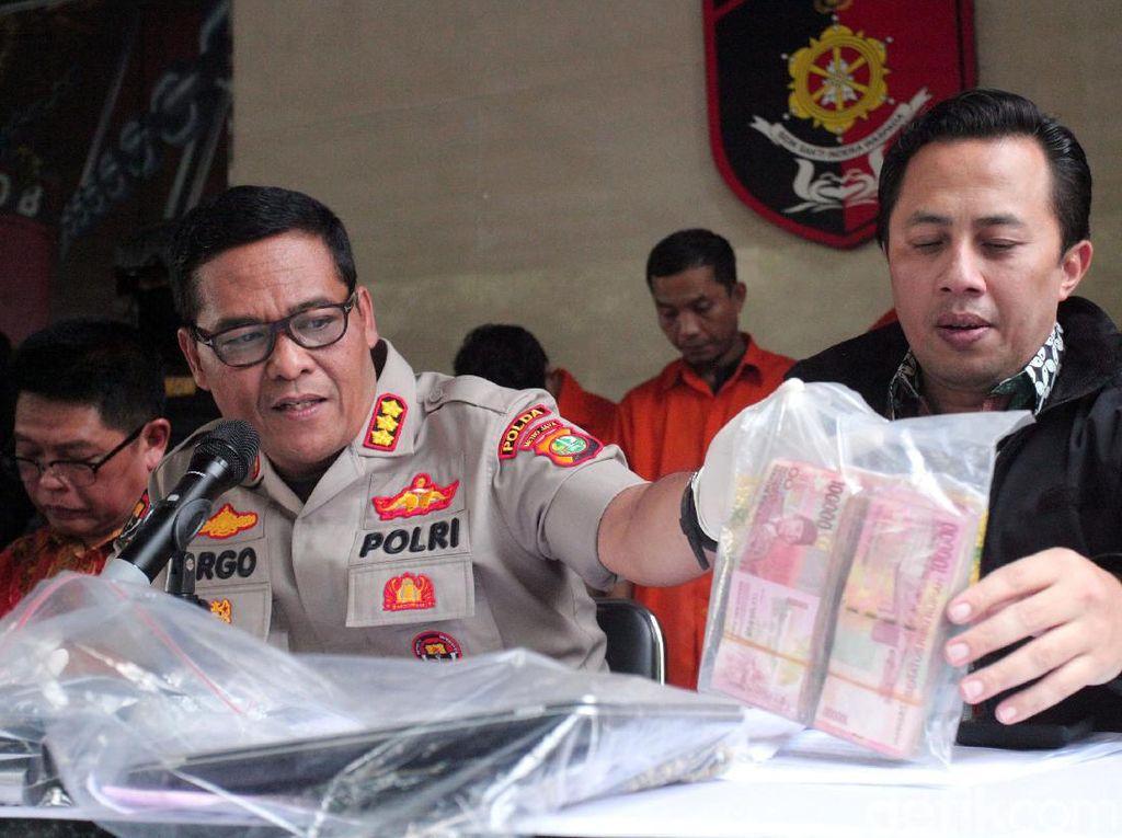Bobol Klinik di Jaktim, Komplotan Spesialis Rumah Kosong Ditangkap Polisi