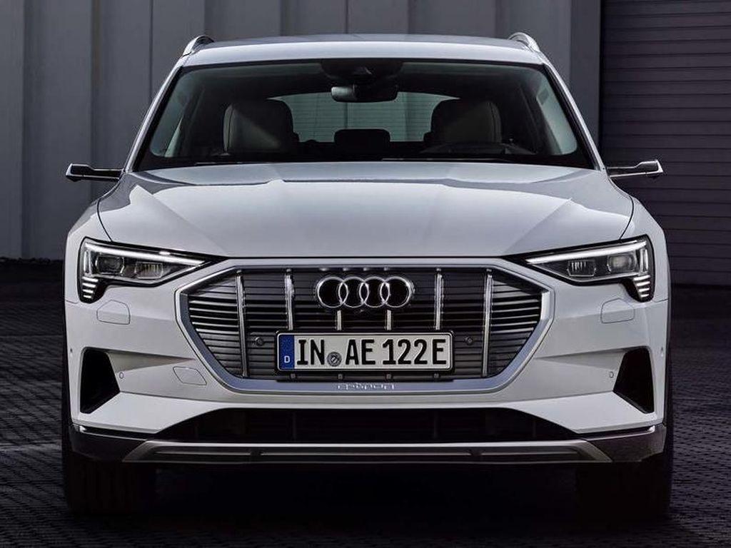 Mobil Listrik Audi yang Lebih Murmer