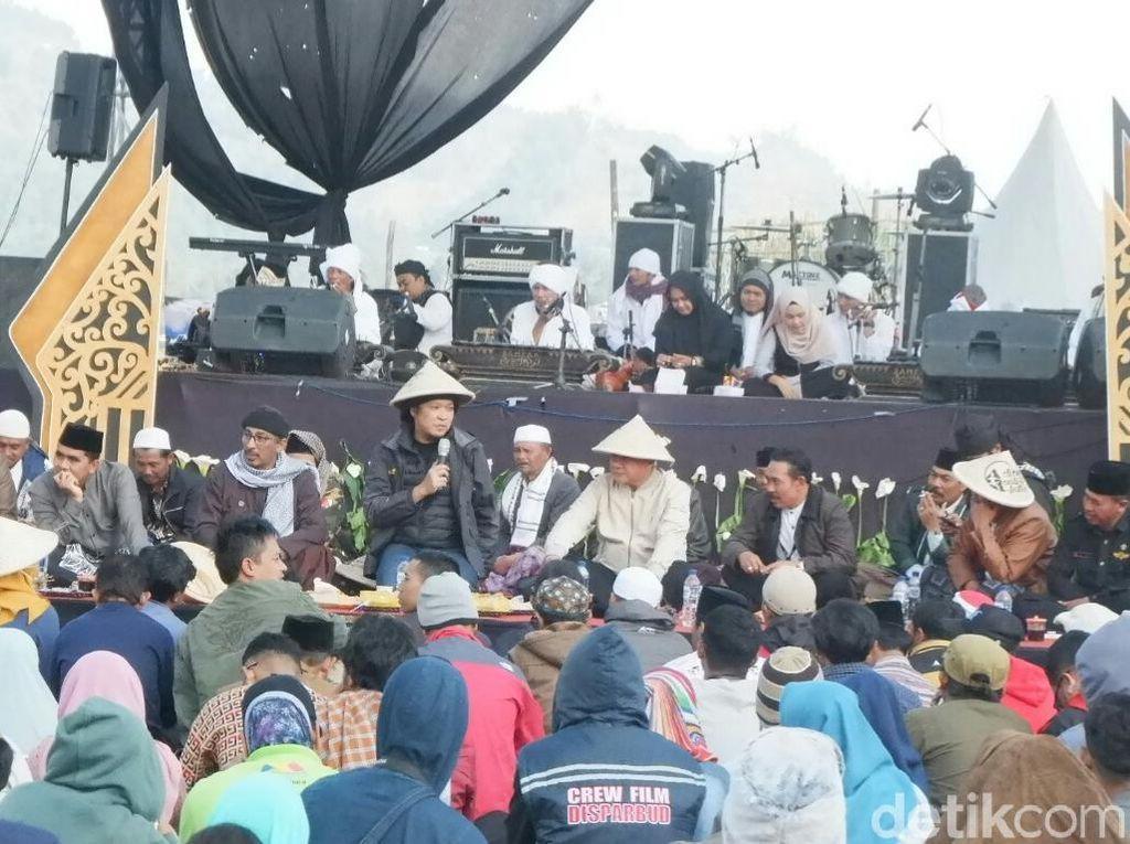 Awali Even DCF, Kongkow Budaya Ajak Wisatawan Lestarikan Budaya
