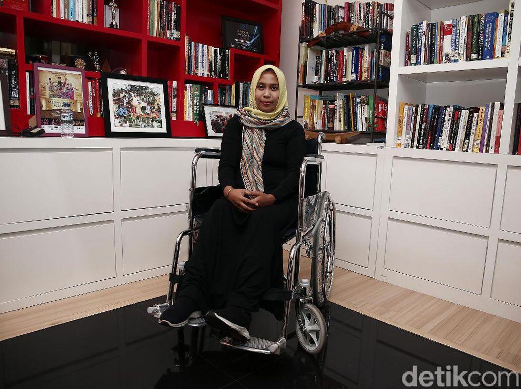 drg Romi Sudah Maafkan Rekan Sejawatnya drg Lili
