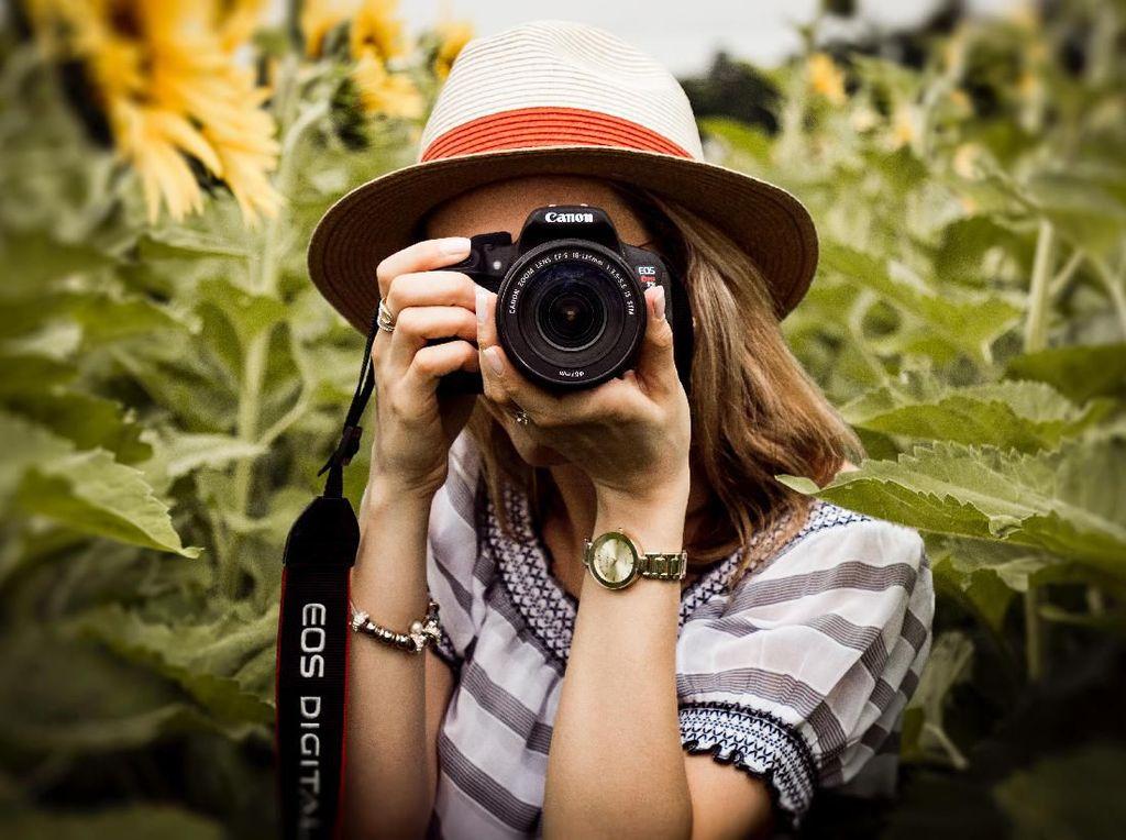 Bosan di Rumah? Yuk Ikutan Kursus Fotografi Online Gratis