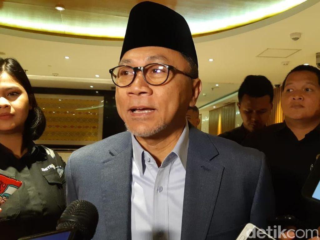 Zulkifli Hasan: Saya Ajak Ormas Islam Ramai-ramai Dukung Jokowi