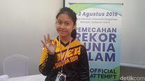Foto: Bangga! Diver Cilik ikut Pecahkan Rekor Guiness