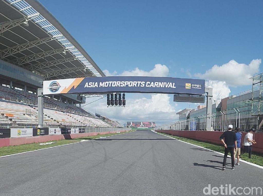 Meski Tak Lagi Gelar F1, Korea International Circuit Tetap Bergeliat
