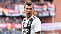 Mandzukic Angkat Kaki dari Juventus