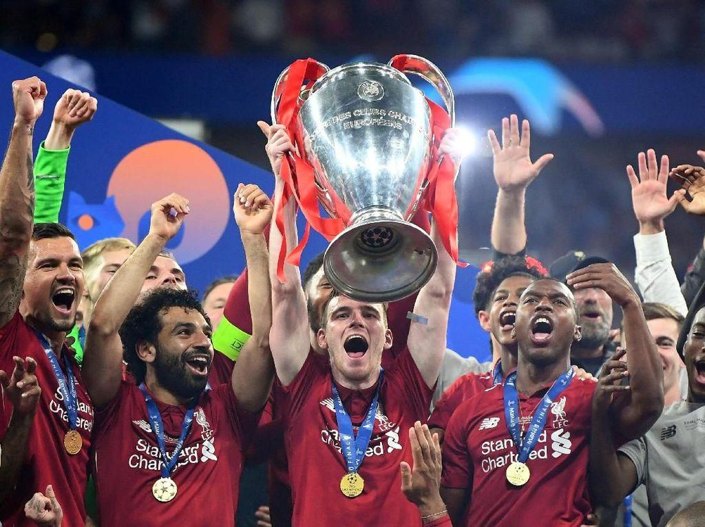 Tanpa Salah, Inilah Nominasi Penghargaan Liga Champions 2018/2019