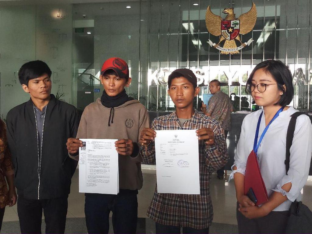 4 Pengamen Cipulir Laporkan Hakim PN Jaksel ke KY