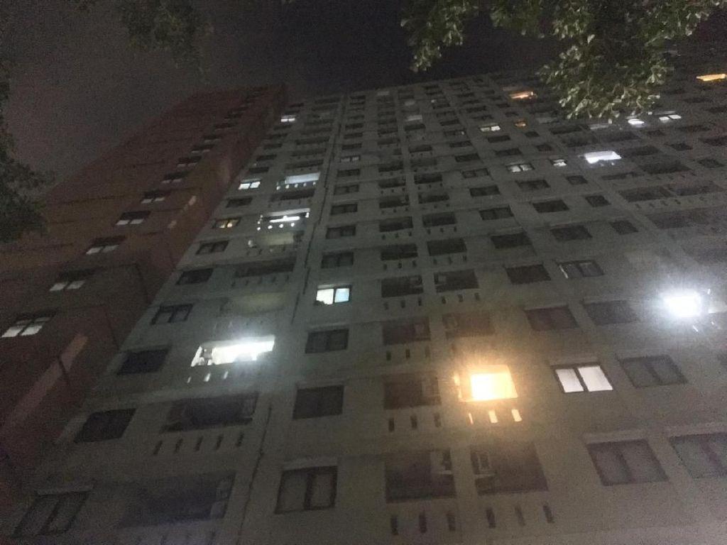 Muncul Retak pada Dinding Apartemen di Jaksel Usai Gempa, Ini Penyebabnya