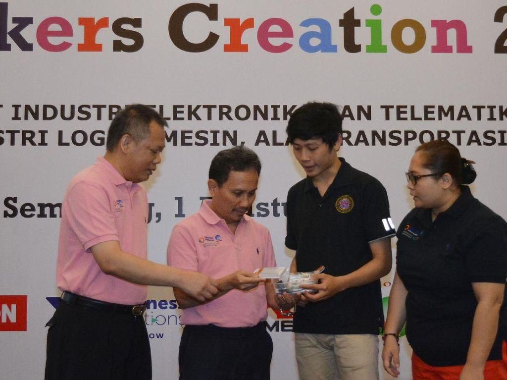 Workshop IoT Makers Creation 2019