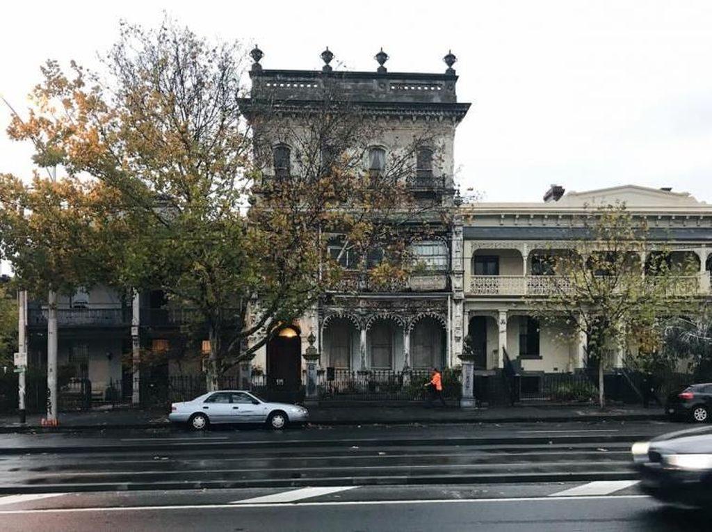 Bersantai di Kota Melbourne, Serasa Bukan Turis