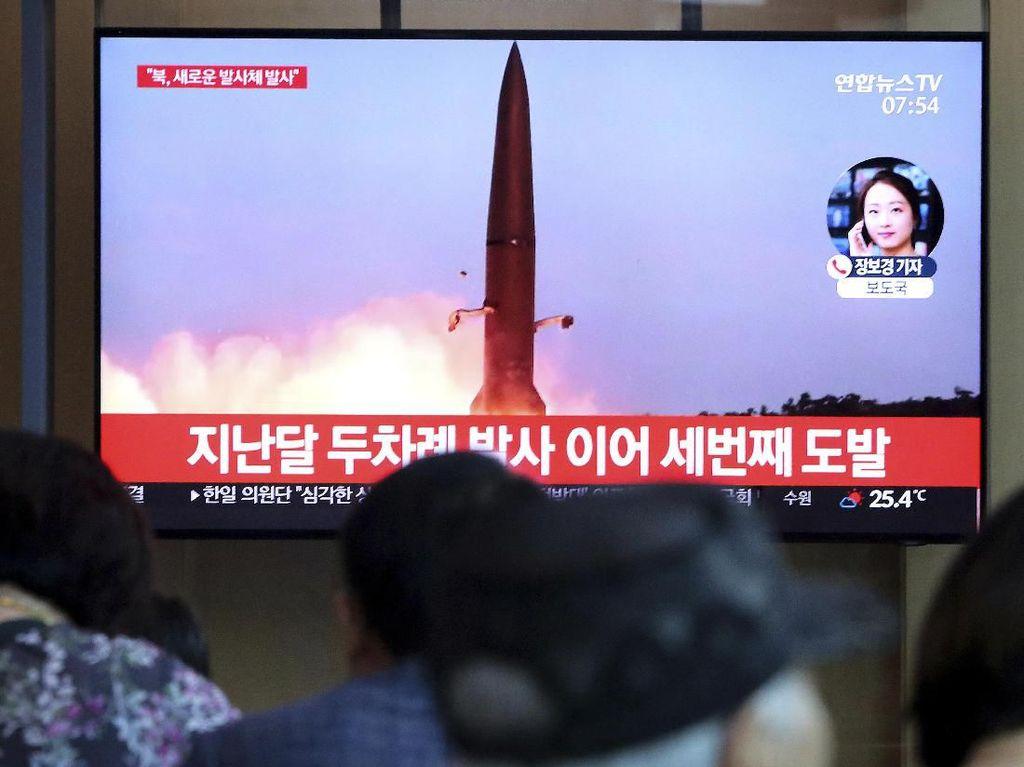 Korea Utara Kembali Luncurkan Proyektil, Ketiga dalam Sepekan