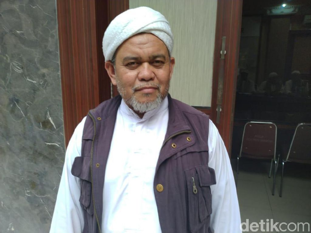 FUI Bogor Gelar Aksi, Minta Kejelasan Kasus Anjing Masuk Masjid