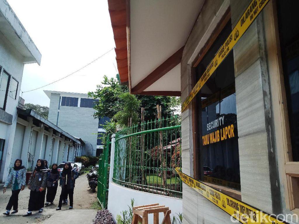 Polisi Tangkap Pelaku Pelemparan Rumah Menteri Susi