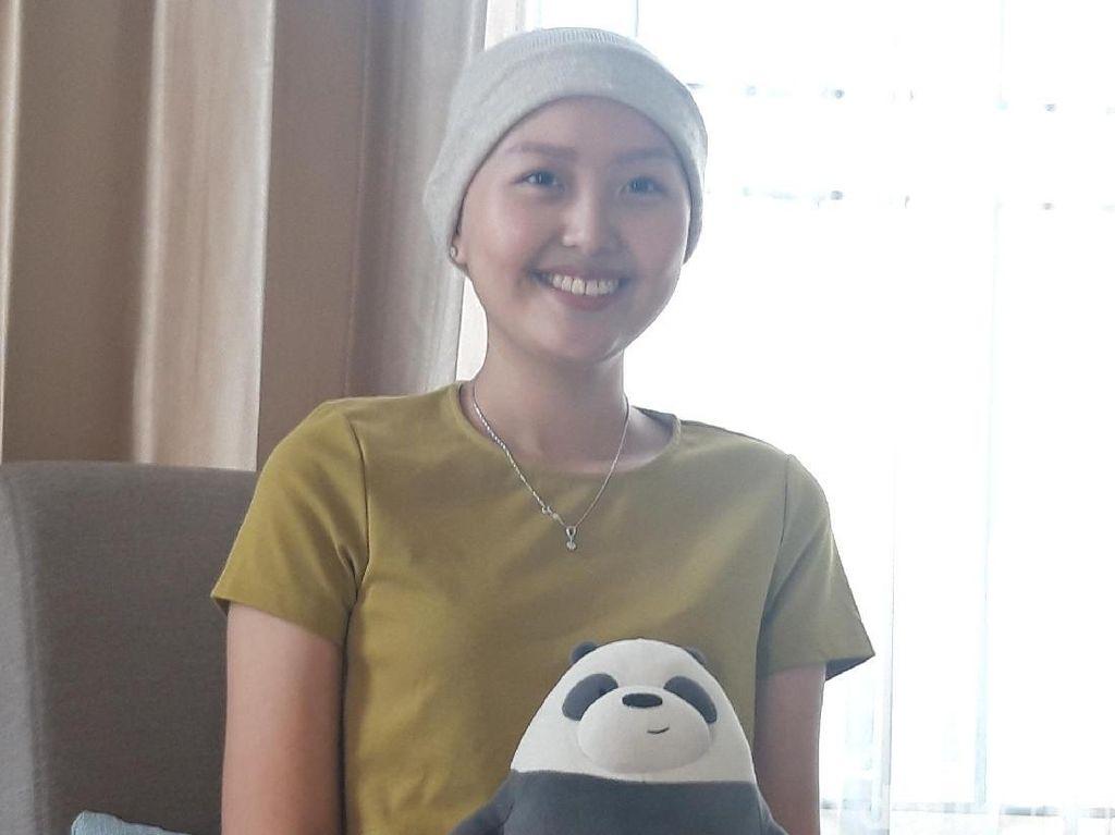 Kisah Perjuangan Nana, YouTuber Surabaya Melawan Kanker Getah Bening