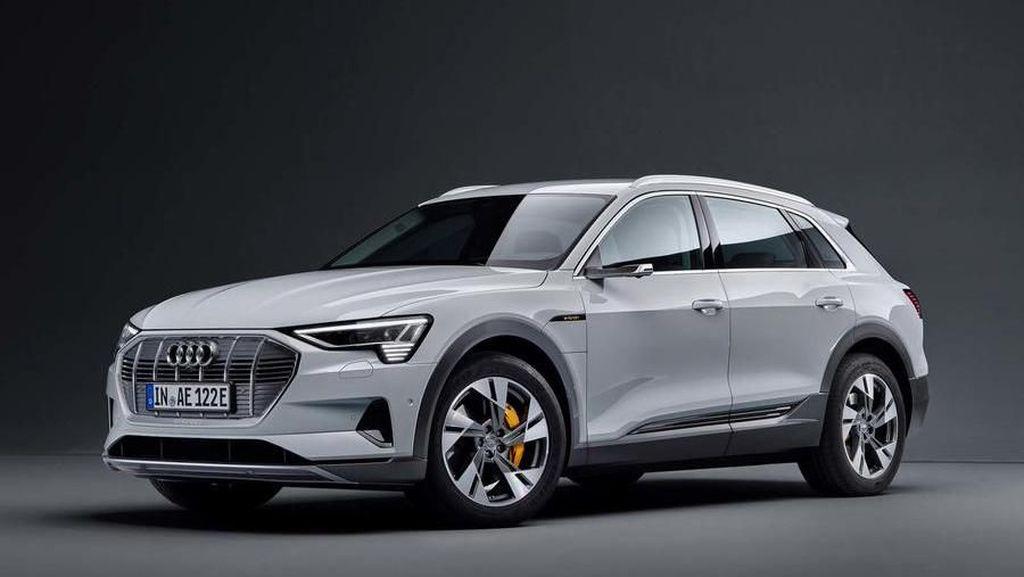 Mobil Listrik Anyar Audi