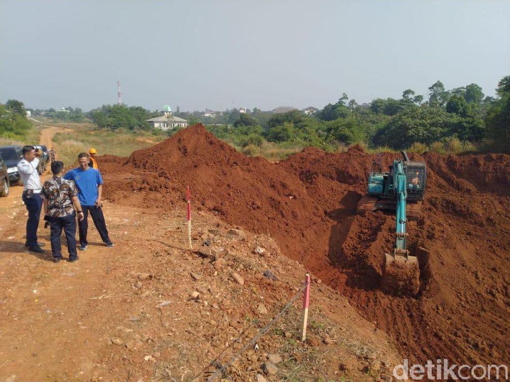 Sempat Terhenti, Proyek Jalan Bojonggede-Kemang Bogor Ditarget Selesai 2020