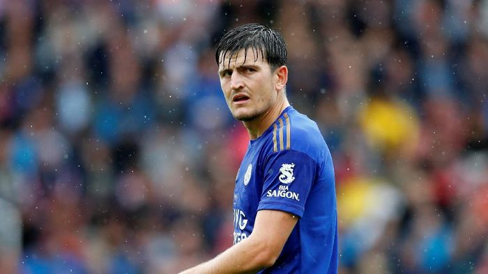Harry Maguire selangkah lagi gabung Manchester United (Action Images via Reuters/Ed Sykes)