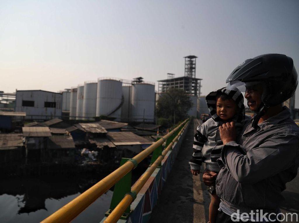 Kualitas Udara Jakarta yang Buruk Bisa Ancam Kecerdasan Anak