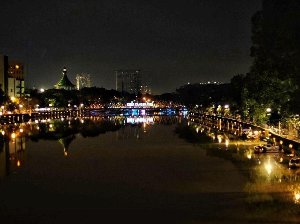 Urai Macet, Pemkot Tangerang Percepat Pembangunan Cisadane Water Way