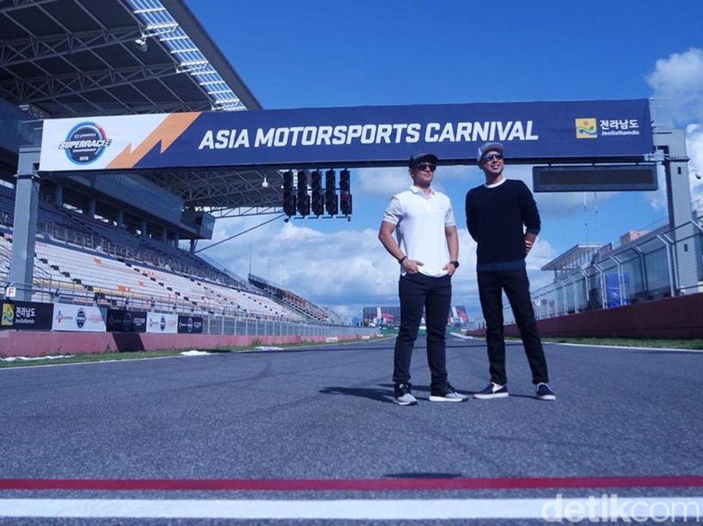 Pertama Kalinya Pebalap Indonesia Tatap Balap Asian Le Mans Series