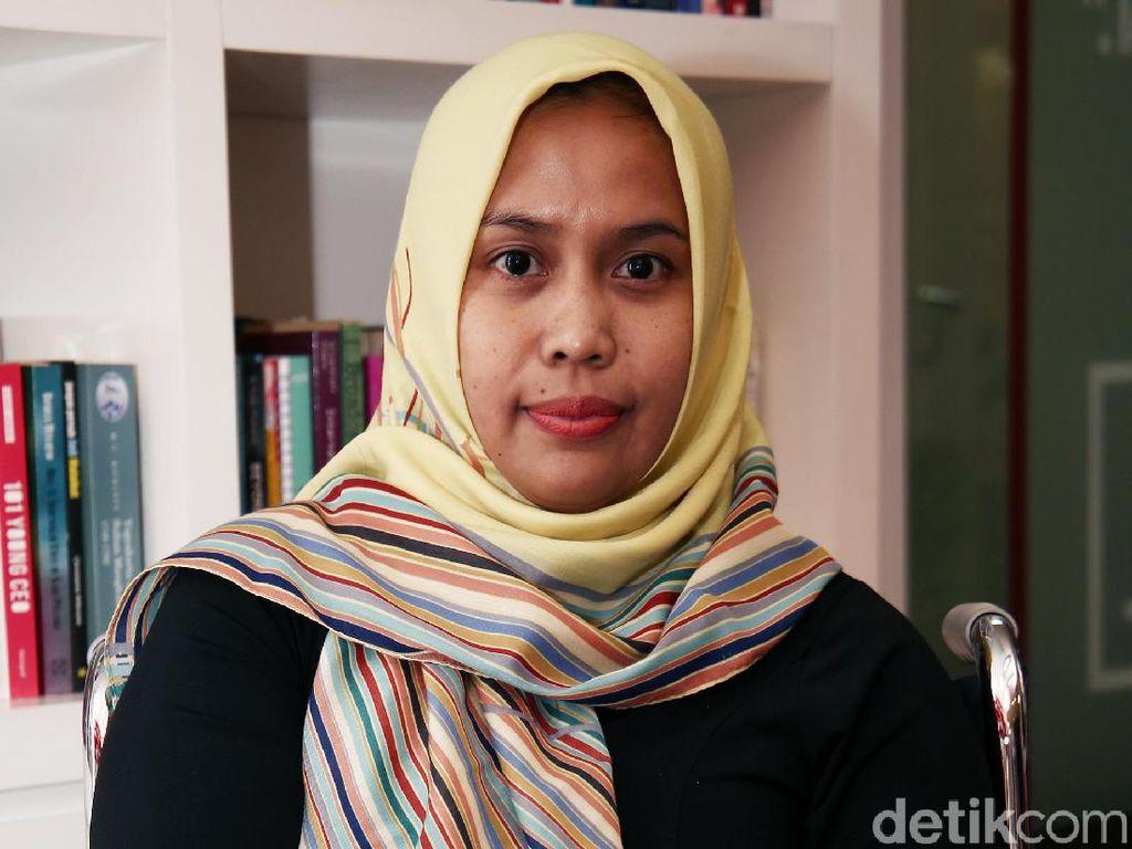 Resmi Lulus CPNS, drg Romi yang Disabilitas: Alhamdulillah
