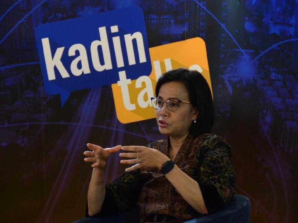Sri Mulyani Lanjutkan Bahas Wacana Ponsel Ilegal Kena Pajak