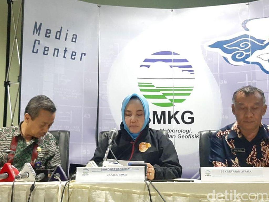 Peringatan Tsunami Berakhir, BMKG Imbau Warga Kembali ke Rumah