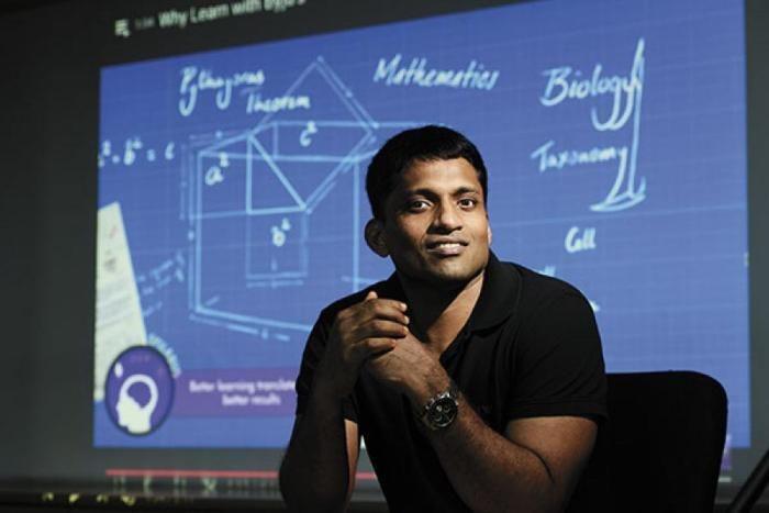 Byju Raveendran. Foto: Newsbugz
