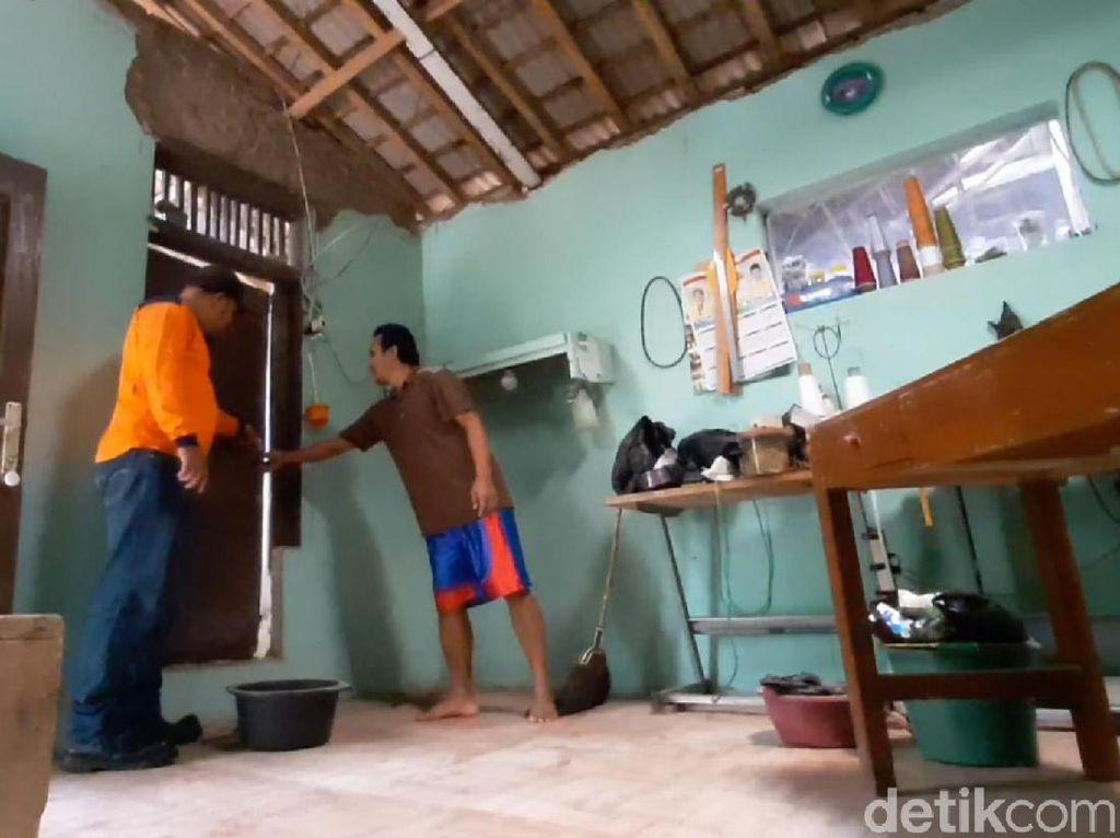 Gempa Banten Rusak 5 Rumah Warga di Tasikmalaya