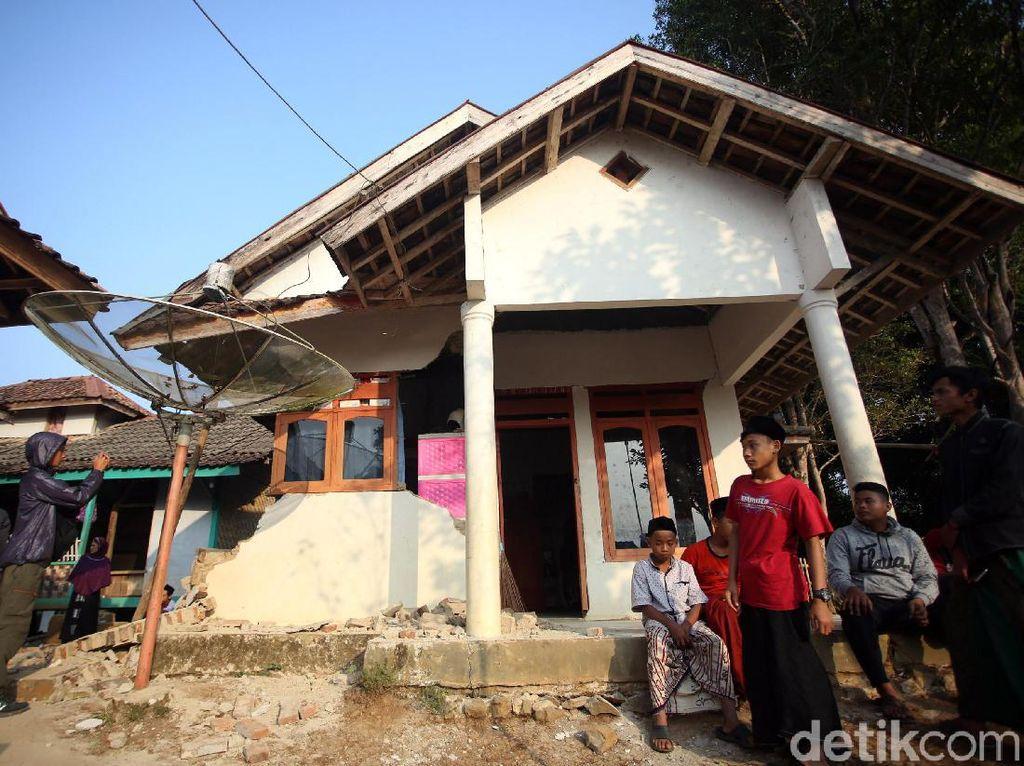 Rombongan dari ITB di Pulau Sangiang Pulang Lebih Cepat 8 Hari Akibat Gempa
