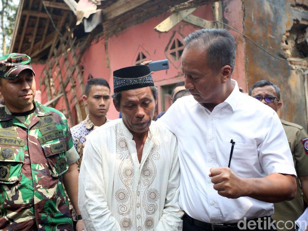 Korban Tewas Gempa Banten Jadi 3 Orang