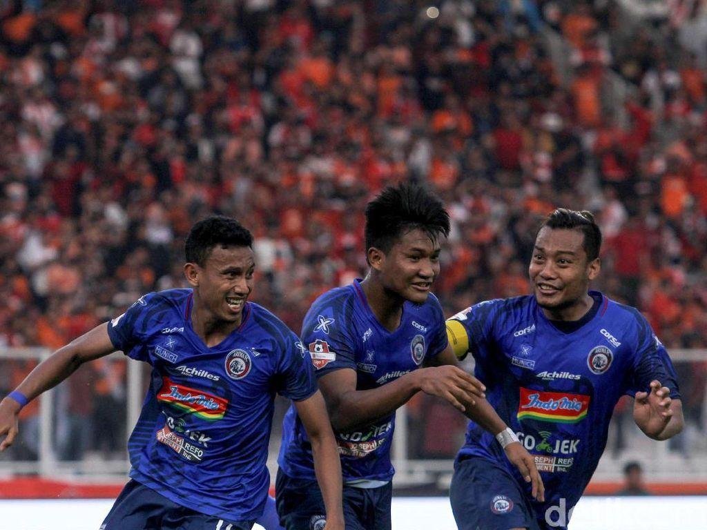 Jadwal Liga 1 Hari Ini: Arema FC Vs PSS Sleman, Persebaya Vs Bali United