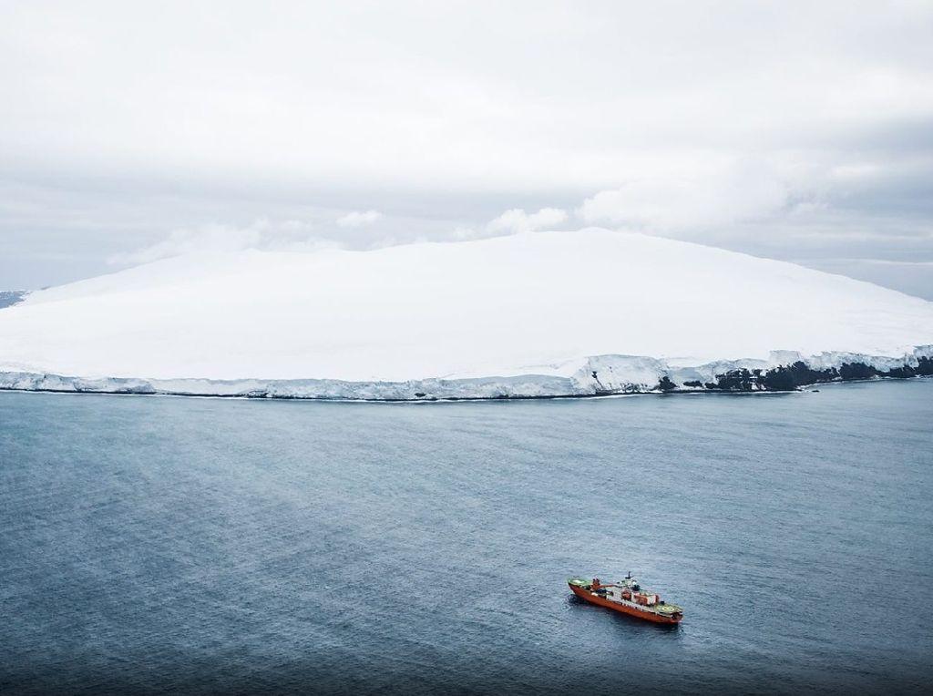 Foto: Tempat Paling Kesepian di Bumi