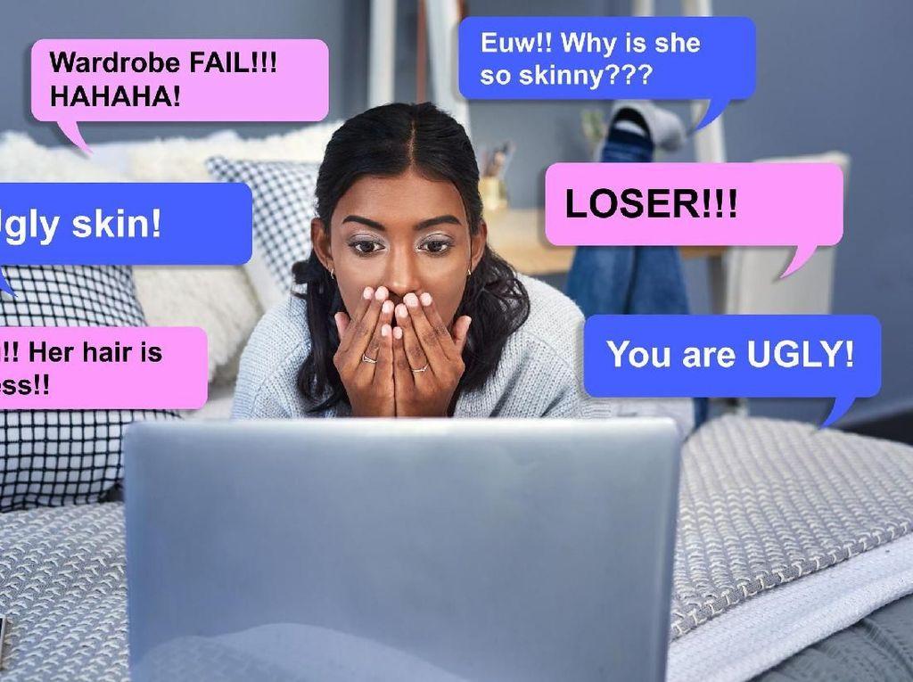 32% Wanita Hapus Akun Medsos karena Beauty Bullying