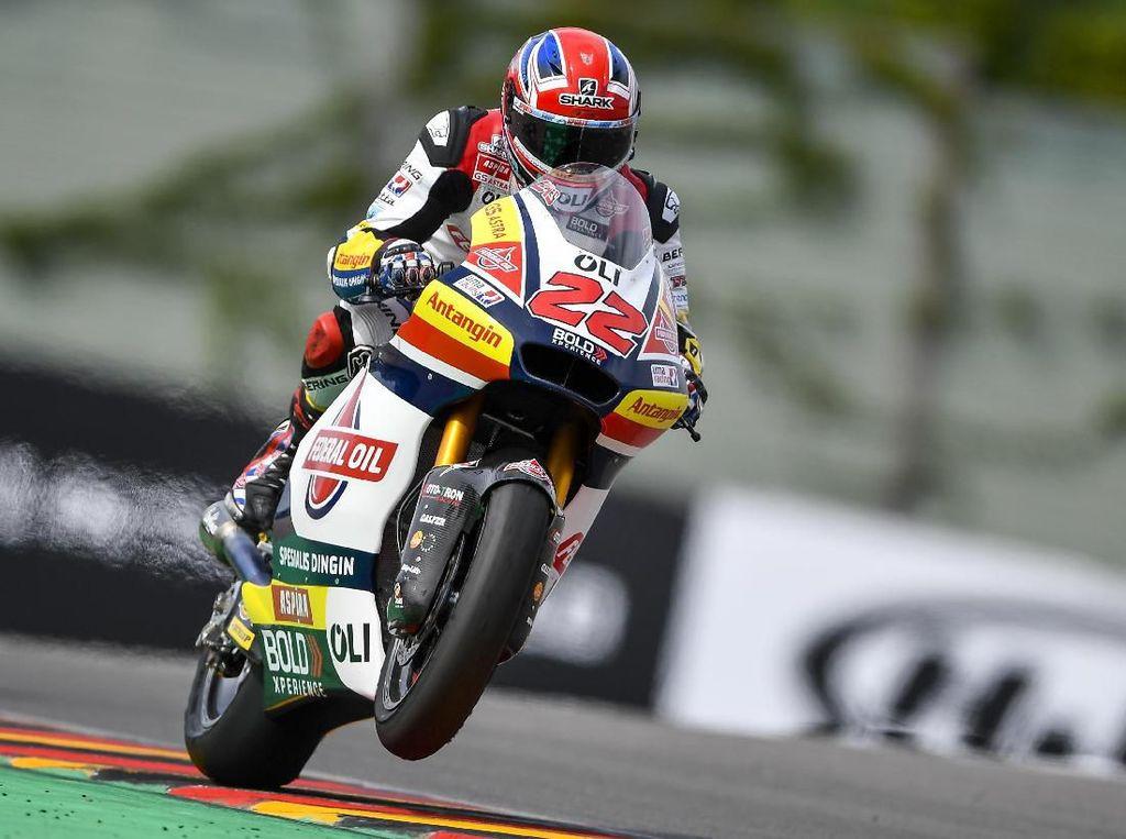 Usai Liburan di Jakarta dan Tunangan, Sam Lowes Pede Tatap Paruh Kedua Moto2