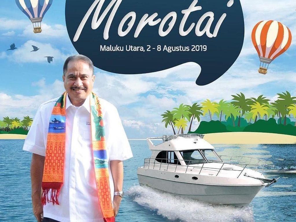 Kaka Slank: Galau di Jakarta, Kabur Saja ke Morotai