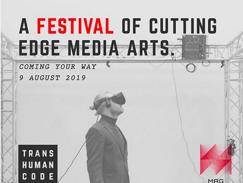 17 Seniman Mejeng Karya di Festival Media Art Globale 2019