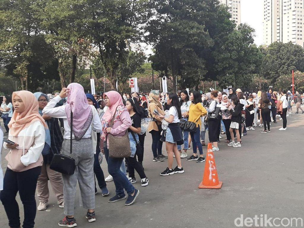 Euforia dan Antrean L.O.V.E di Konser NUEST Segno in Jakarta