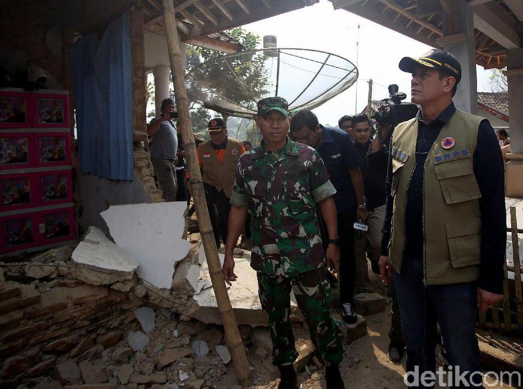 Kepala BNPB Tegaskan Potensi Gempa di Wilayah Selatan Bukan Hoax