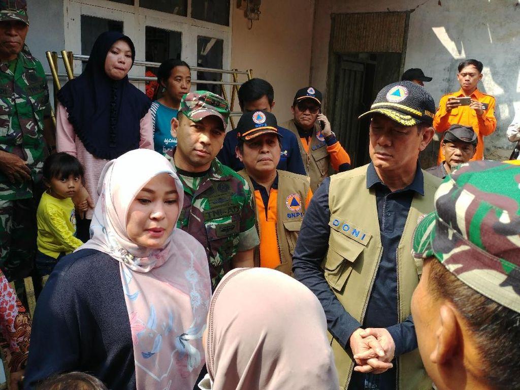 Bupati Pandeglang Turunkan Tim Cek Kesehatan Warga Usai Gempa M 6,9